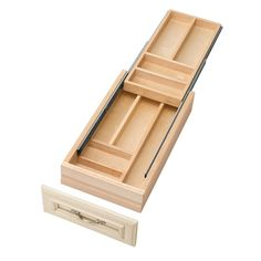 Small Double Tiered Cutlery Drawer