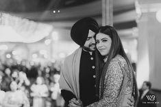 Sikh Wedding, Wedding Pics, Wedding Attire, Wedding Reception Makeup, Royal Blue Lehenga, Sabyasachi Sarees, Indian Bridal Fashion, Bridal Photoshoot, Engagement Outfits