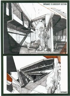 University Sketches