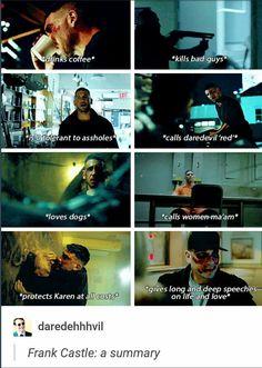 The villain you kinda feel bad for loving<< no. never second guess or regret my love for frankie Daredevil Punisher, Marvel Memes, Marvel Dc Comics, Ms Marvel, Captain Marvel, Defenders Marvel, Jon Bernthal, Dc Movies, The Villain