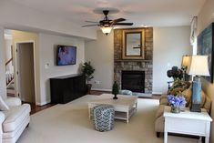 a blog about building a Ryan Home Venice model in Northern Virginia