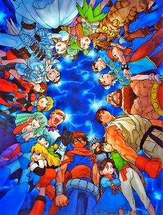 Marvel vs Capcom only game better is Marvel vs Capcom 2