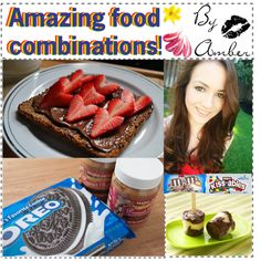 Snack combinations!, created by the-amazing-tip-chickas.polyvore.com