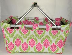 Market totes can go for any occassion!