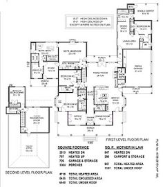 Sullivan Home Plans: June 2010