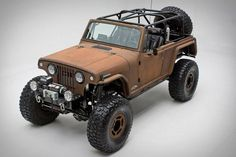 Sometimes it takes more than just one shop to build a custom ride. This Rusted Terra Crawler SUV is no exception. Dreamed up by Huntington Beach-based RCH Designs, it was created with help from specialists Off Road Evolution using a...