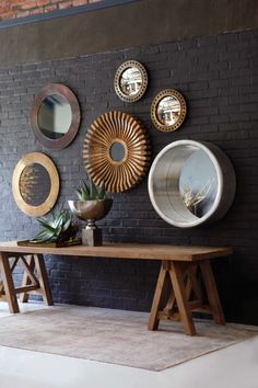 The modern and the magical #mirrors