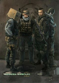 Military Guns, Military Art, Go Game, Game Art, Call Of Duty Warfare, Call Off Duty, Ghost Soldiers, Fallout Concept Art, Cristiano Ronaldo Wallpapers
