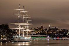 Adventure Sailing Vacation at Stockholm