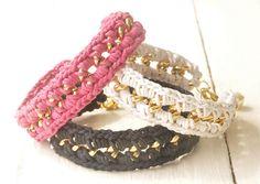 Pulseras  -  bracelets