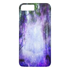 Magical Portal in the Forest iPhone 7 Plus Case