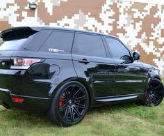 Pinterest @ kikilbc ❤️ Range Rover