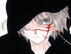 Sasha the Martyr by ren-oniichan.deviantart.com on @DeviantArt