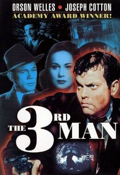 The Third Man movie poster in Best Film-Noir Movies Best Movies List, Movie List, Good Movies, Movies Free, Cinema Film, Film Movie, Best Film Noir, Joseph Cotten, Cinema Online