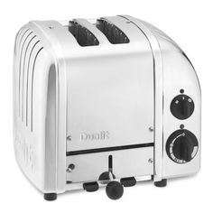 Dualit New Generation Classic 2-Slice Toaster #williamssonoma