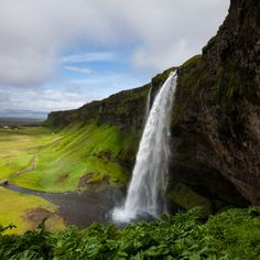 Check out this list: The World's Most Epic Waterfalls