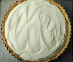 Creamy No Bake Key Lime Pie