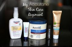 best drug store products to use when on Accutane // the MRS. & the MOMMA: My Accutane Skin Care Regiment Acne Facial, Facial Care, Acne Skin, Skin Care Regimen, Skin Care Tips, Face Skin Care, Skin Cream, Organic Skin Care, Good Skin