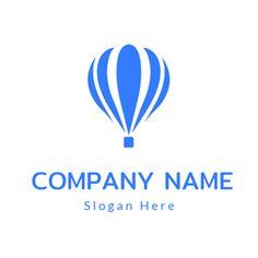 Hot Air Balloon and Travel Agency logo design Travel Agency Logo, Travel Logo, Air Ballon, Hot Air Balloon, Custom Logo Design, Custom Logos, Balloon Logo, Online Logo, Logo Design Trends