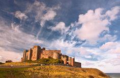 Bamburgh Castle by newcastlemale on DeviantArt