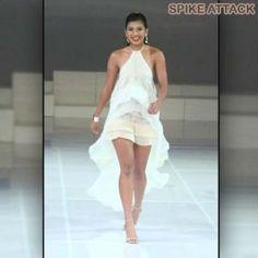 Phenom Alyssa Valdez at the Manila Fashion Festival Alyssa Valdez, Manila, Festival Fashion, Runway, Ballet Skirt, Skirts, Cat Walk, Walkway, Skirt