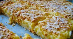 Desert prajitura cremes ca la Cluj Veg Recipes, Sweets Recipes, Just Desserts, Delicious Desserts, Cake Recipes, Cooking Recipes, Romanian Desserts, Romanian Food, My Favorite Food