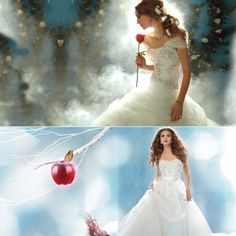 Alfred Angelo's Disney Fairy Tale Wedding collection