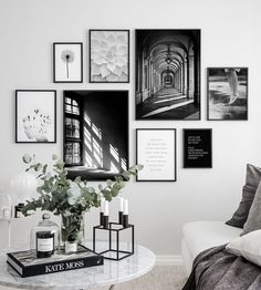 - Wall Art Ideas - 3 meest gemaakte fouten bij het maken van een gallery wall 3 most common mistakes when making a gallery wall - Everything to make your home your Home