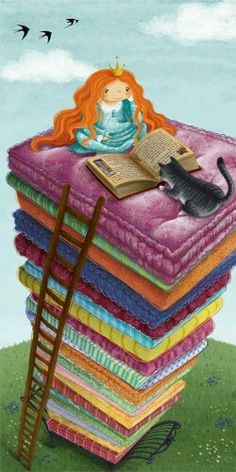 """The Princess and the Pea"""