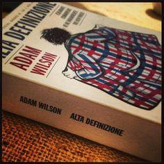 #altadefinizione #isbnedizioni #book #adamwilson #flatscreen