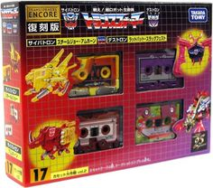 Transformers Encore  17 Cassette Set -- Be sure to check out this awesome product.Note:It is affiliate link to Amazon.
