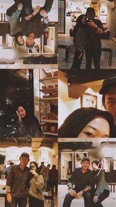 Creative Instagram Photo Ideas, Instagram Story Ideas, Cute Couple Pictures, Best Friend Pictures, Kpop Couples, Cute Couples, Bff Goals, Couple Goals, Cute Selfie Ideas