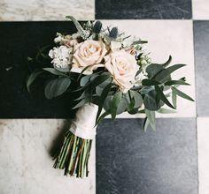 Dreamy bridal bouque