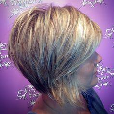{Fall Blonde} Stylist, Lindsay Capps, added golden lowlights and face framing highlights to her clients hair. #freshairsalon #freshairstylist #fall #fayettevillesalon #fayettevillear #keune #keunecolor @keuneartofhair  @mommycapps3