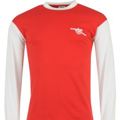 Arsenal FC 1972 retro home jersey - $42 plus free shipping at www.premiersportsproducts.com