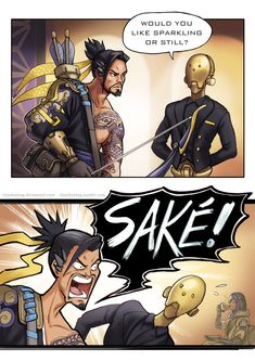 overwatch meimeis and chill thread: Cheers love, the cavalry is queer! Overwatch Funny Comic, Overwatch Comic, Overwatch Memes, Overwatch Fan Art, Overwatch Drawings, Geeks, Detective, Genji And Hanzo, Overwatch Community