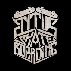 Titus Skateboarding  http://ift.tt/1UhlA1w