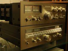 KENWOOD KA-9150 + KT-9900