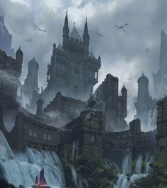 Site of the ancient city by G liulian