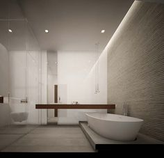 Modern bathtub inspiration bycocoon.com | minimalist look | freestanding bathtubs | inox stainless steel bathware | bathroom design | renovations | interior design | villa design | hotel design | Dutch Designer Brand COCOON || Mimar Interiors