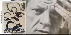 Pollock, Jackson. Black and White.  Antikvariát PRAŽSKÝ ALMANACH w w w . a r t b o o k . c z
