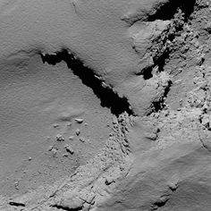 This is what it looks like to crash (very, very softly) onto a comet - The Verge