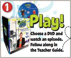Training Tips for Teachers - the First Things to do when you get your Quaver Kit!