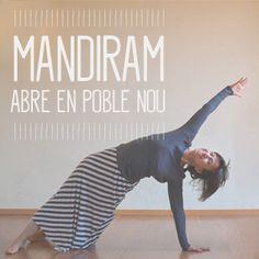 En la zona 22@, a dos manzanas de la Rambla del Poble Nou está la sala del nuevo Mandiram Yoga Poble Nou. Nacido de la alianza con Sopa Barcelona, un restaurante luminoso y muy agradable con quien compartimos el gusto de oferecer un lugar donde cuidar tu cuerpo y alimentar tu alma. +iNFO: http://www.yoga-dinamico.com/mandiram-yoga-poble-nou/