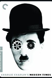 Modern Times 1936 (April Directed by Charlie Chaplin. Starring Charlie Chaplin and Paulette Goddard. Vevey, Silent Comedy, Silent Film, Top Movies, Movies To Watch, Comedy Movies, Movie Film, Modern Times Movie, Charlie Chaplin Modern Times