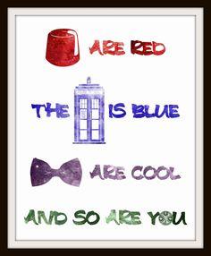 Doctor Who TARDIS Projection Alarm Clock |Gadgetsin