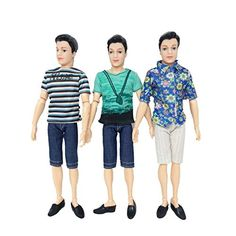 Asiv  3 Sets of Style Random Fashion Clothes for Barbies Boyfriend Ken Prince Doll (Shirt and Pants) No description http://www.comparestoreprices.co.uk/december-2016-6/asiv-3-sets-of-style-random-fashion-clothes-for-barbies-boyfriend-ken-prince-doll-shirt-and-pants-.asp