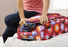 Pack a Suitcase Like a Pro: Tips, Tricks, and Tech! Here's a lsit all of the best packing tips and travel tech to help you get your suitcase organized like a pro, no sitting on it required. Travel Checklist, Packing Tips For Travel, New Travel, Smart Packing, Travel Hacks, Packing Ideas, Overseas Travel, Travel Info, Ultimate Travel