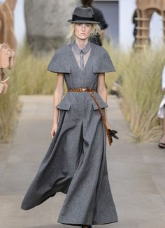 Haute Couture Herbst/Winter 2017/18: Christian Dior | ELLE
