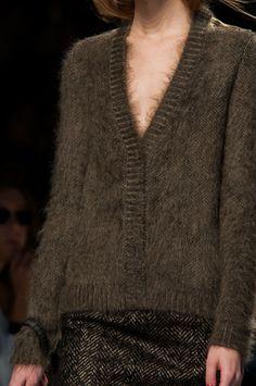 MaxMara at Milan Fashion Week Fall 2014 - StyleBistro \\ b